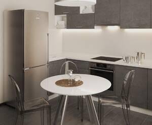 ЖК «Энфилд»: визуализация кухни(современный стиль)