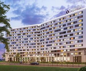 Апарт-отель «Kirovsky Avenir»: визуализация