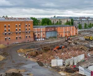 ЖК «Стрижи в Невском 2»: ход строительства (май 2021)