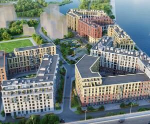 ЖК Neva Residence: визуализация