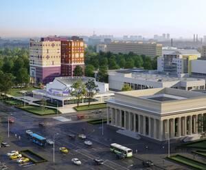 Апарт-отель Putilov Avenir: визуализация