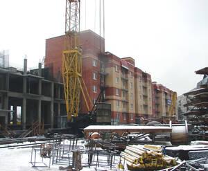 <p>Ход строительства, ноябрь 2007г.</p>