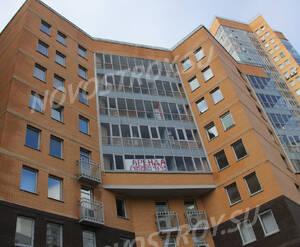 Фасад ЖК «Первый Деловой Дом»