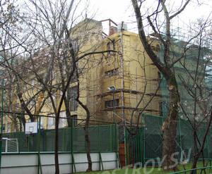 Реконструкция здания для ЖК «Clerkenwell House»