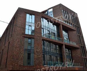 Фасад ЖК «Skuratov House» (15.11.12)