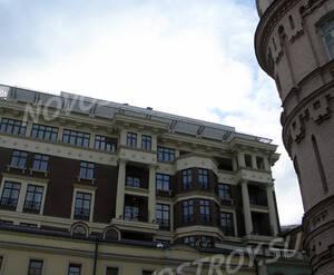 Вид со стороны на ЖК «Онегин» (12.11.12)