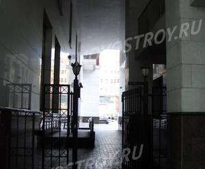 Арка ЖК «Онегин» (12.11.12)