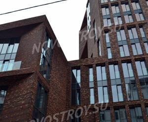 Необычное архитектурное решениеЖК «Skuratov House» (15.11.12)