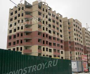 Жилой комплекс «Андреевская ривьера» (12.10.2012)