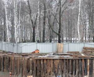 Строительная площадка ЖК «Весна» (28.12.12)