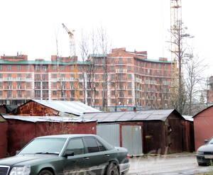 Строительство жилого комплекса «Опалиха О2»