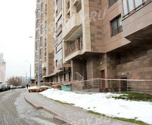 Жилой комплекс на ул. Вавилова, 57 (12.12.2012)