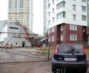 ЖК «Ильинский парк» (14.10.12)