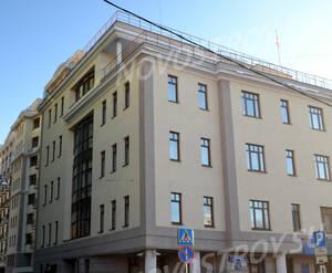 Жилой комплекс «Дом на улице Бахрушина» (15.11.12)