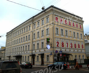 Жилой комплекс «Резиденция Знаменка» (04.11.12)