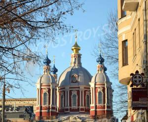 Окрестности жилого комплекса «Купеческая усадьба» (19.11.12)