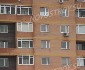Фасад ЖК «Дом на ул. Ленинградская, 14» (25.12.12)