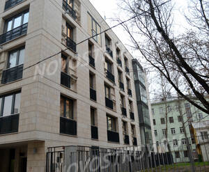 Жилой комплекс «Особняк в Хилковом переулке» (15.11.2012)