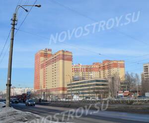 Жилой комплекс«Бригантина» (24.02.2013)