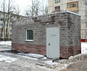 Окрестности жилого комплекса на пр. Юрия Гагарина (26.02.2013)