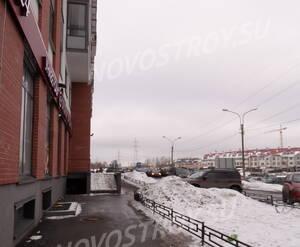 Жилой комплекс «Комендантский квартал» (24.02.2013)