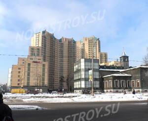 Жилой комплекс «Северная корона» (21.02.2013)