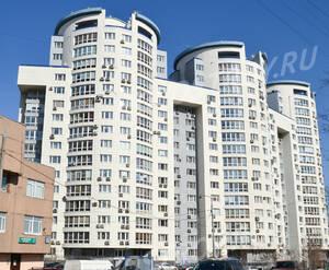 Жилой комплекс «Континенталь» (15.04.2013)