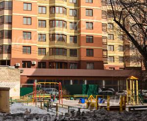 ЖК «Дом в Шебашевском переулке» (29.03.2013 г.)