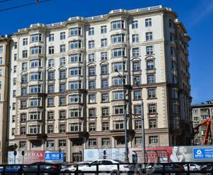 Жилой комплекс «Мирный» (15.04.2013)