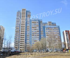 Дом на Выборгском шоссе (15.04.2013)