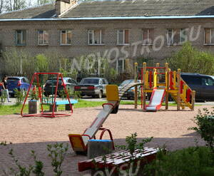 ЖК «Ижора» (15.05.2013)