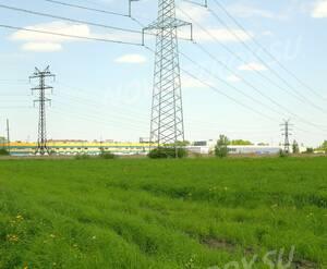 Место строительства ЖК «НовоСергиево» (15.05.2013)
