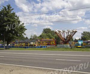 Парк около ЖК «Пушкинский» (30.06.2013 г.)