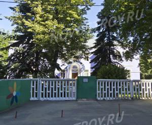 Детский сад рядом с ЖК «Фламинго» (25.06.2013 г.)