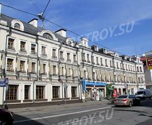 Магазины около ЖК «Остоженка, 37» (10.08.2013 г.)