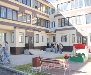 Детская площадка ЖК «Заневка 2» (07.09.2013)