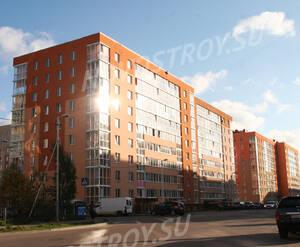 ЖК на ул. Кошевого, 15 (31.10.2013 г.)