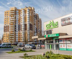 Магазин рядом с ЖК «Летний сад» (01.11.2013 г.)