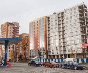 ЖК на ул. Гагарина, 11 (01.11.2013 г.)