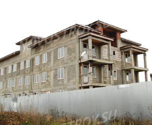 Строительство ЖК «Шемякинский дворик» (28.10.2013 г.)