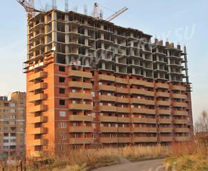 Строительство ЖК «Созвездие» (14.11.2013 г.)