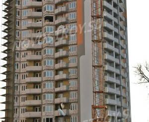 Микрорайон «Солнечный» (08.11.2013 г.)