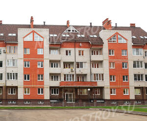 ЖК на ул. Ленина, 91Б (11.11.2013 г.)