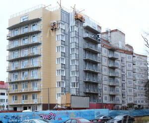ЖК «Дом в Коломягах» (20.11.2013)