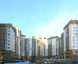 ЖК «Приморский каскад» (20.11.2013 г.)