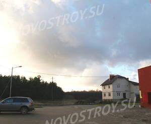 Окрестности ЖК «Алданские сосны» (29.11.2013 г.)