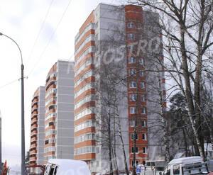 ЖК «Комсомольская, 3» (17.01.2014)