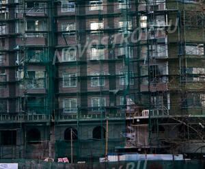Строительство ЖК «Эмеральд» (16.01.2014)