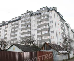Дом на ул. Миклухо-Маклая (15.01.2014)