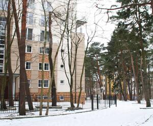 ЖК на ул. Аптечной, 1 (27.01.2014)